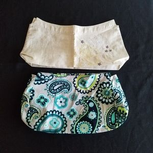 2 Thirty One Skirt Purse Covers